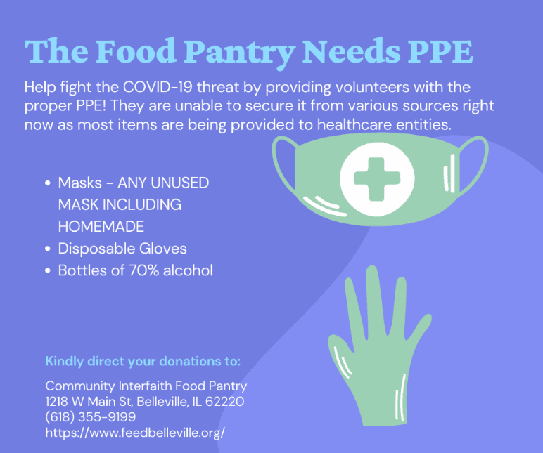 Community Interfaith Food Pantry